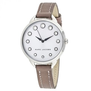 Marc Jacobs Betty MJ1476 Women's Silver Dial Watch
