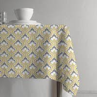 Lauren Tayler Collection Damask Tablecloth