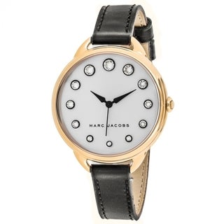 Marc Jacobs Betty MJ1479 Women's Silver Dial Watch