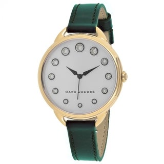 Marc Jacobs Betty MJ1477 Women's Silver Dial Watch