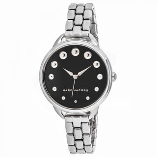Marc Jacobs Betty MJ3493 Women's Black Dial Watch