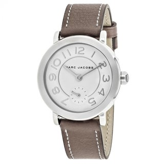 Marc Jacobs Riley MJ1468 Women's White Dial Watch