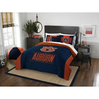 The Northwest Co COL 849 Auburn Modern Take Full/Queen 3-piece Comforter Set