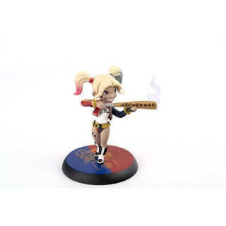 Quantum Mechanix Suicide Squad Harley Quinn PVC Q-Fig Figure