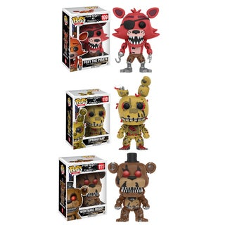 Funko Five Nights at Freddy's: POP! Games Collectors Set