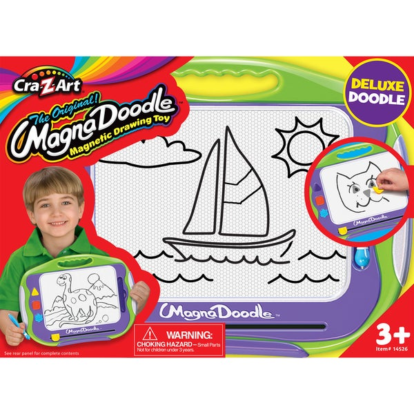 Cra-Z-Art The Original Magna Doodle Magnetic Drawing Toy