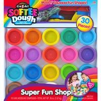 Cra-Z-Art Softee Dough Super Soft Modeling Compound Super Fun Shop