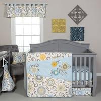 Cotton Tale Designs Zebra Romp  Piece Crib Bedding Set