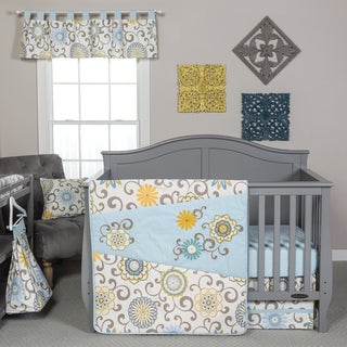 Link to Waverly Baby 'Pom Pom Spa' Bedding (4-Piece Set) Similar Items in Mobiles