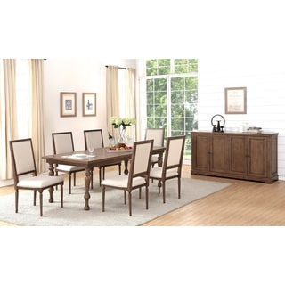 ABBYSON LIVING Cypress 8 Piece Dining Set