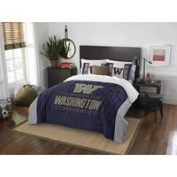 The Northwest Company COL 849 Washington Modern Take Full/ Queen 3-piece Comforter Set