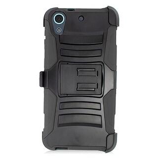 HTC Desire 626 Black PR Holster Case