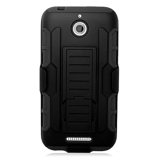HTC Desire 510 Black TPU/PC Hybrid Protective Case