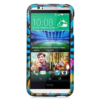 HTC Desire 510 Colorful Fireworks Multicolor Glossy Case