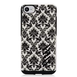 Black and White TPU and Polycarbonate Case for Apple iPhone 7 https://ak1.ostkcdn.com/images/products/13260651/P19973035.jpg?impolicy=medium