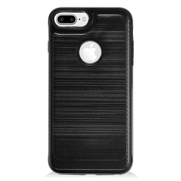 Apple iPhone 7 Plus Black TPU Hard Case