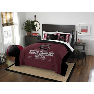 The Northwest Company COL 849 South Carolina Modern Take Full/ Queen 3-piece Comforter Set