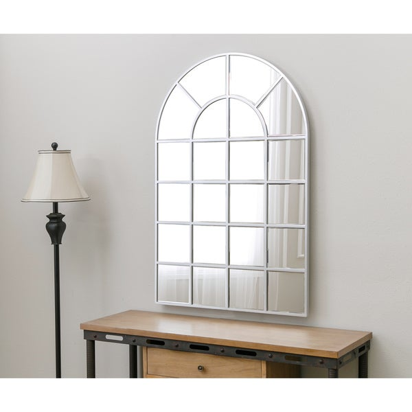 Abbyson Spectrum Arched Wall Mirror Free Shipping Today