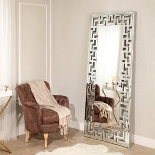 ABBYSON LIVING Tory Leaner Floor Mirror