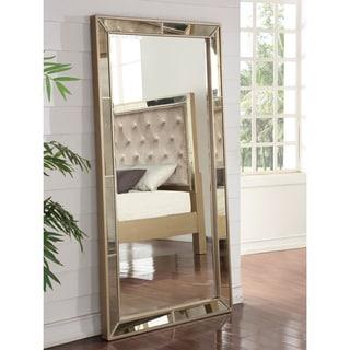 Abbyson Chateau Floor Mirror