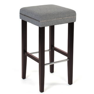 Sawyer Collection Grey Bar Stool (Set of 2)