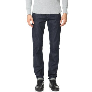 Rag Bone Men's Tonal Selvedge Straight-leg Jeans