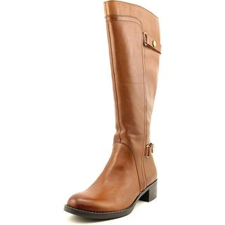 Franco Sarto Women's 'Crash Wide Calf' Leather Boots