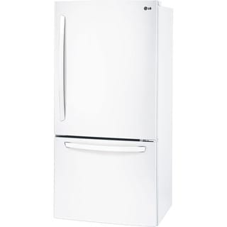 LG 24 cu.ft. Bottom Drawer Freezer 33-inch Refrigerator