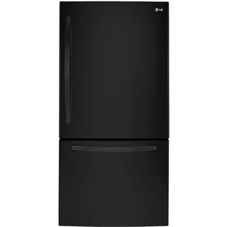 LG 24 cu.ft. Bottom Drawer Freezer 33-inch Refrigerator