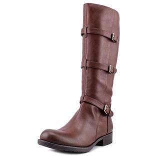 Franco Sarto Women's 'Petite' Faux Leather Boots