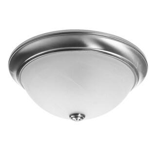 Maximus Aluminum 13-inch LED Flushmount
