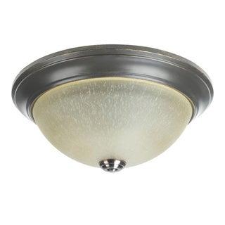 Aluminum LED 11-inch Flushmount