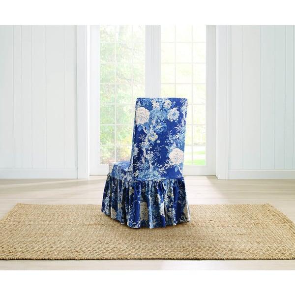 Pleasing Shop Sure Fit Waverly Ballad Bouquet Dining Room Chair Inzonedesignstudio Interior Chair Design Inzonedesignstudiocom