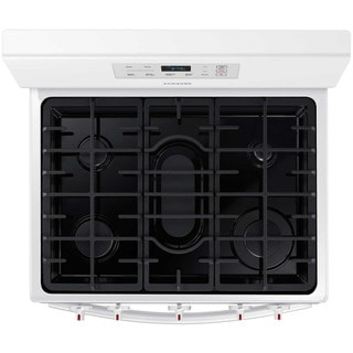 Samsung 30-inch Gas Range with 5.8 cu.ft. Oven and Storage Drawer