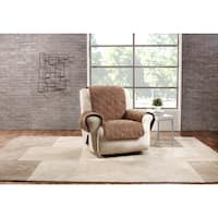 Sure Fit Deluxe Non-Slip Waterproof Recline Furniture Protector