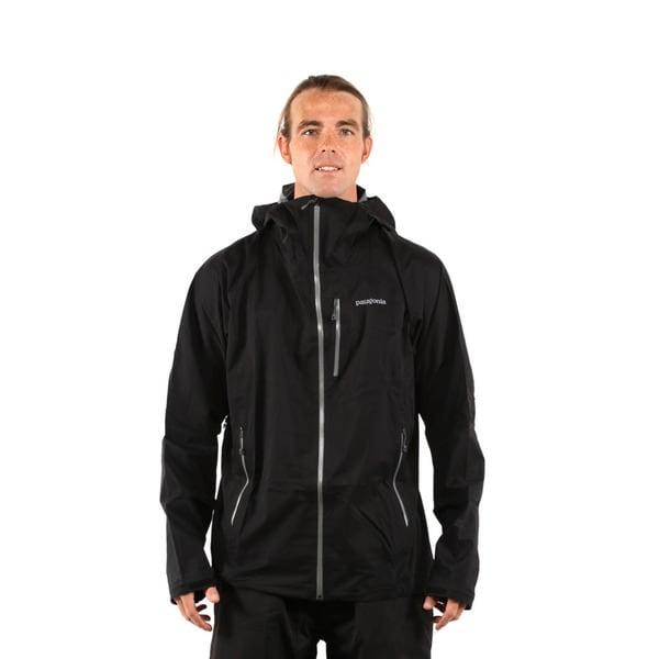 reliable reputation 2019 best outlet Shop Patagonia Men's Black Stretch Rainshadow Jacket - Ships ...