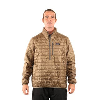 Patagonia Men's Ash Tan Nano Puff Pullover|https://ak1.ostkcdn.com/images/products/13261005/P19973317.jpg?impolicy=medium