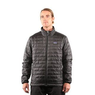 Patagonia Men's Black Nano Puff Jacket