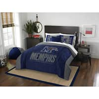 The Northwest Company COL 849 Memphis Modern Take Full/Queen 3-piece Comforter Set