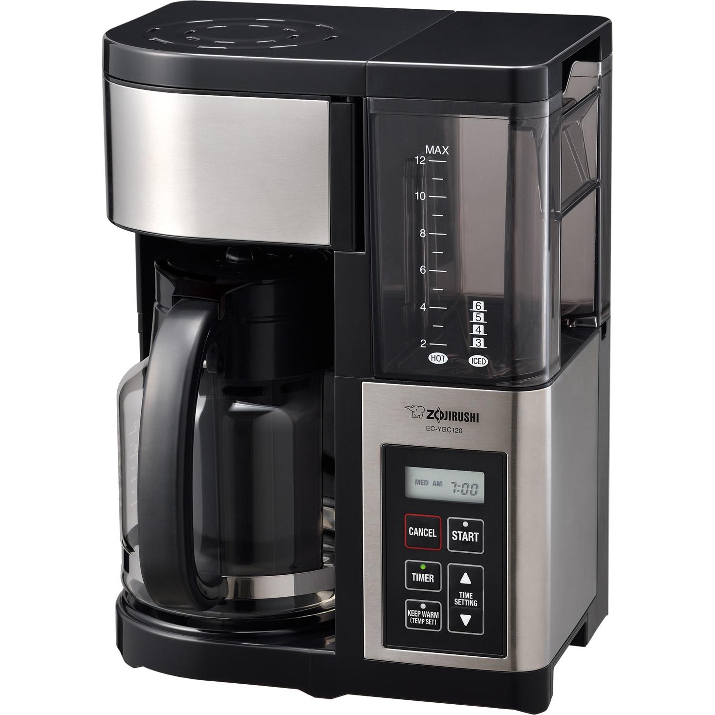 Zojirushi Fresh Brew Plus 12 Cup Coffee Maker (Fresh Brew...