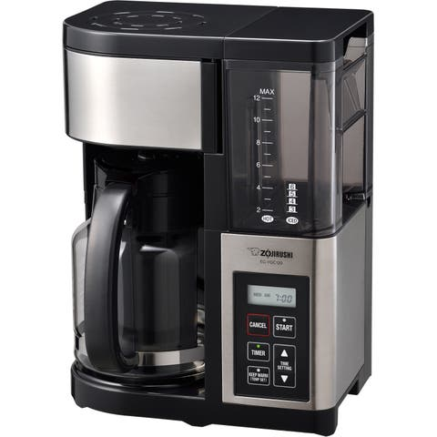 Zojirushi Fresh Brew Plus 12 Cup Coffee Maker