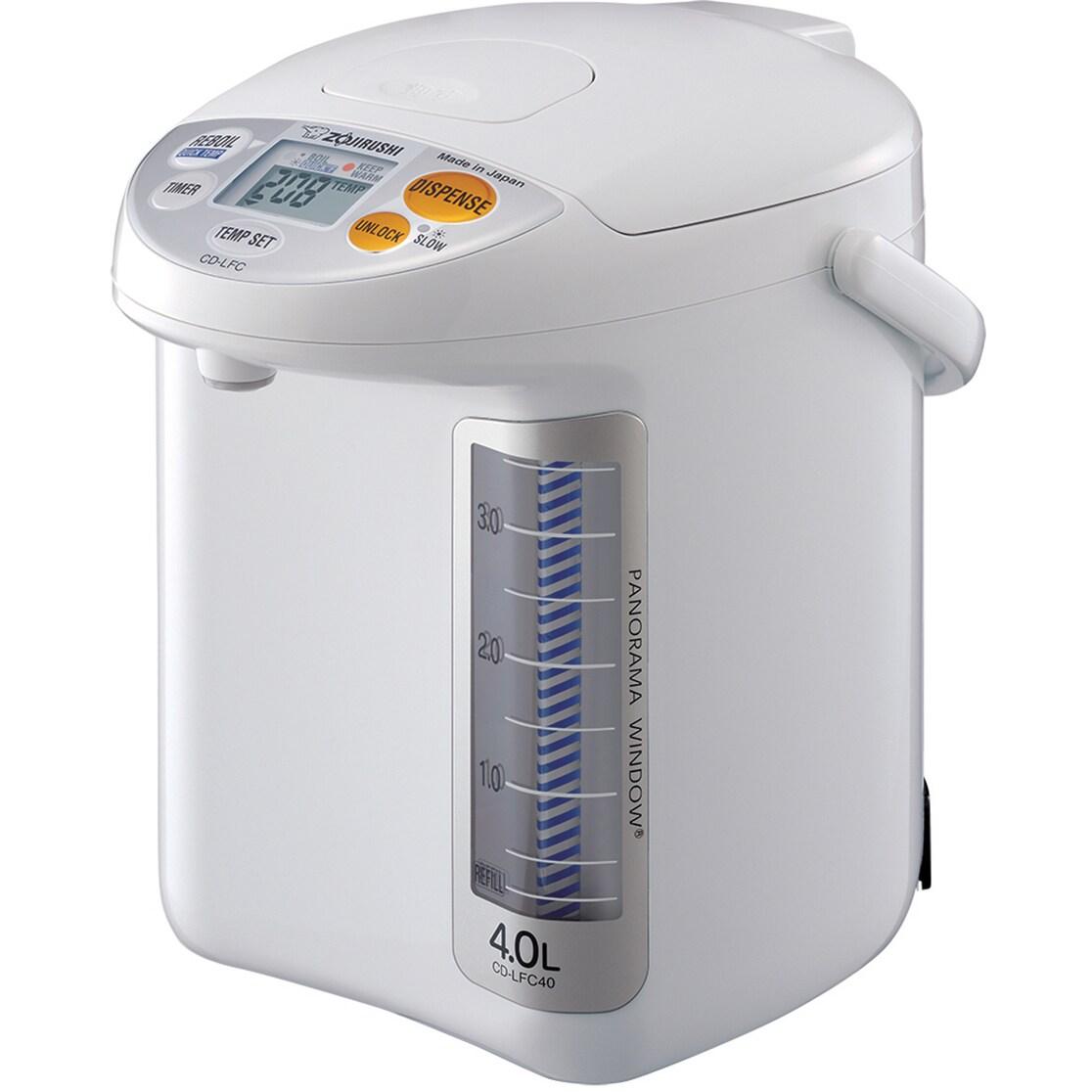 Zojirushi Panorama Micom Water Boiler & Warmer (3-liter S...