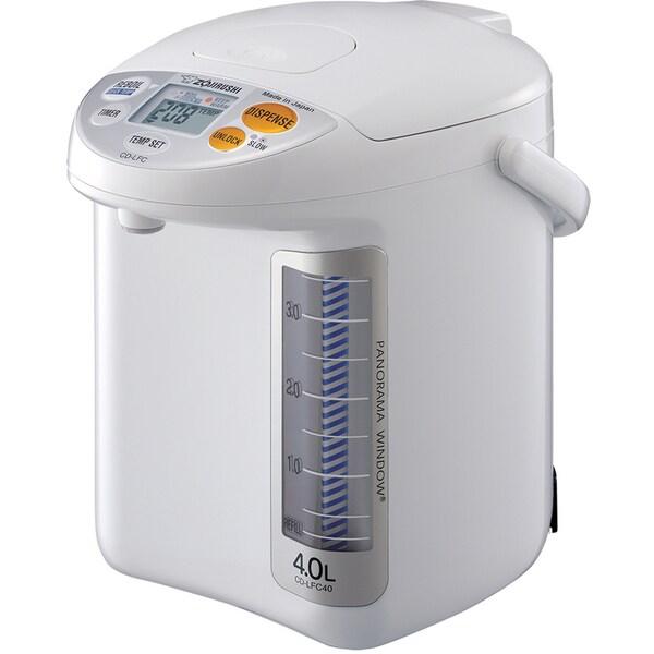 Zojirushi Panorama Micom Water Boiler & Warmer