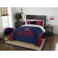 The Northwest Company COL 849 Mississippi Modern Take Full/Queen 3-piece Comforter Set