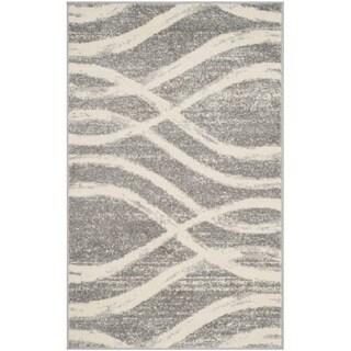 Safavieh Adirondack Modern Grey / Cream Rug (3' x 5')