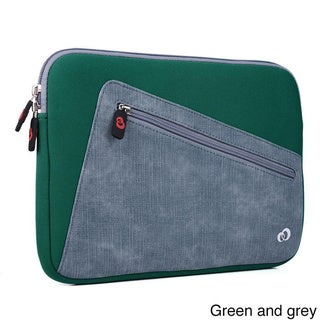 KroO Blue Neoprene 11-inch Hybrid Tablet/Laptop Sleeve