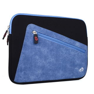 KroO Blue Neoprene 11-inch Hybrid Tablet/Laptop Sleeve