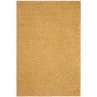 Safavieh Arizona Shag Southwestern Gold Shag Rug (3' x 5')