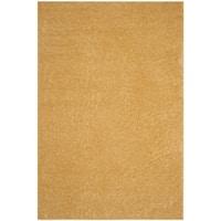 Safavieh Arizona Shag Southwestern Gold Shag Rug - 3' x 5'