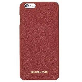 MICHAEL Michael Kors Letters iPhone 6+ Case - Brick
